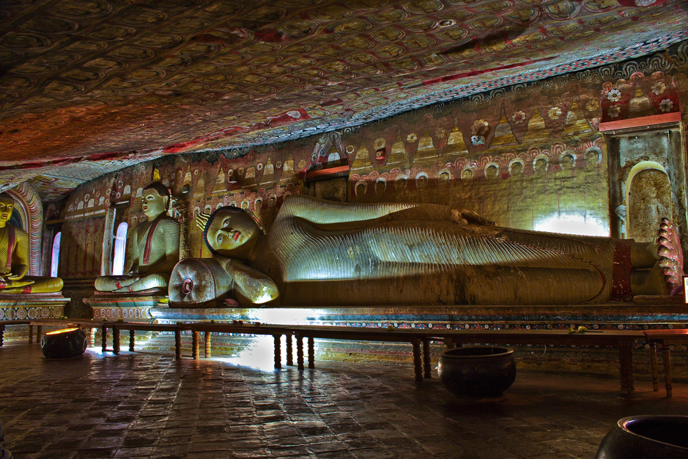 9 Compelling Reasons to Visit Sri Lanka This Year - Dambullah Cave Temple