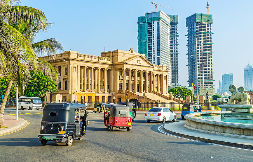 9 Compelling Reasons to Visit Sri Lanka This Year - Old Parliament in Colombo, Sri Lanka