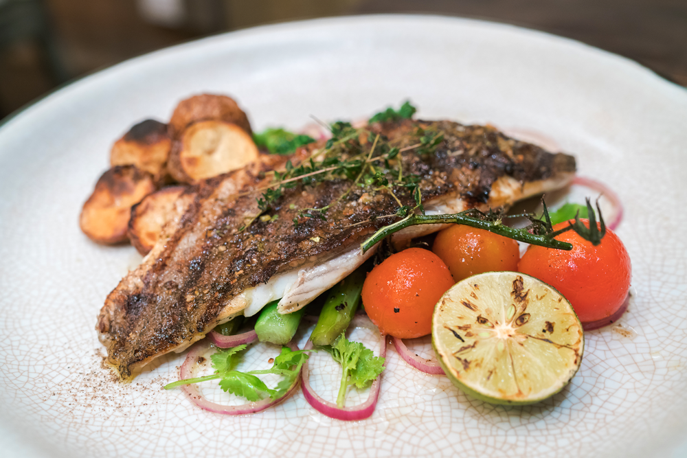 The 10 Best Things to Do in Darwin - Darwin cuisine - Grilled barramundi