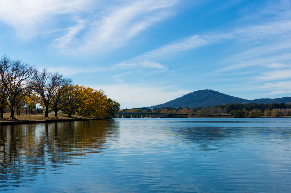 12 Must-try Activities in Canberra - Lake Burley Griffin
