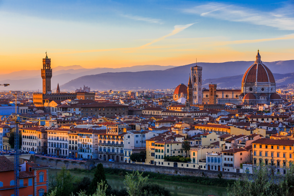 16 Awesome Travel Destinations to Visit in Italy - Florence, Italy