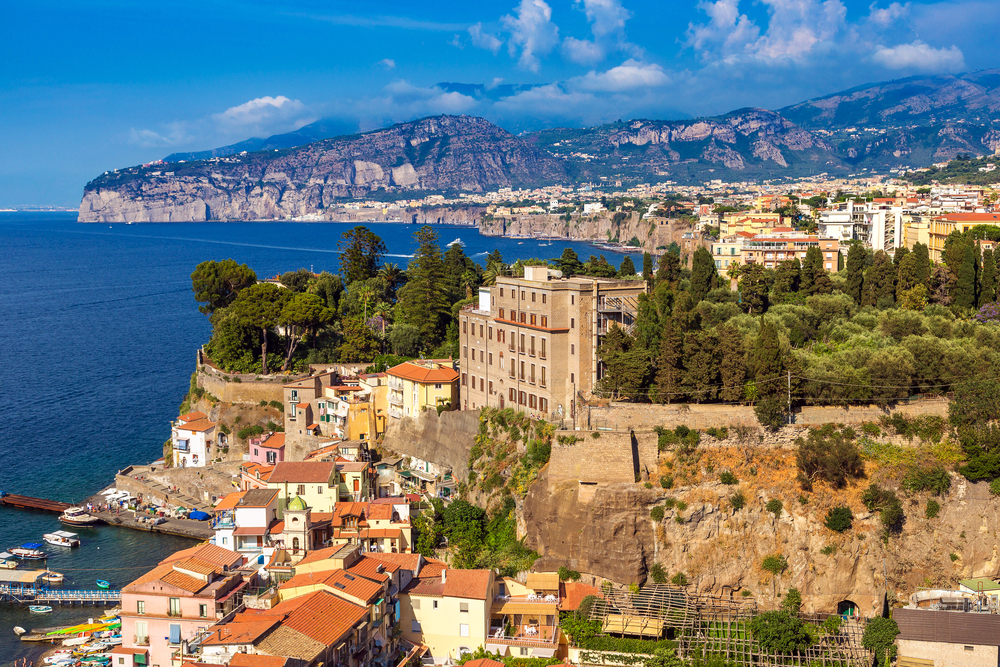 16 Awesome Travel Destinations to Visit in Italy - Sorrento