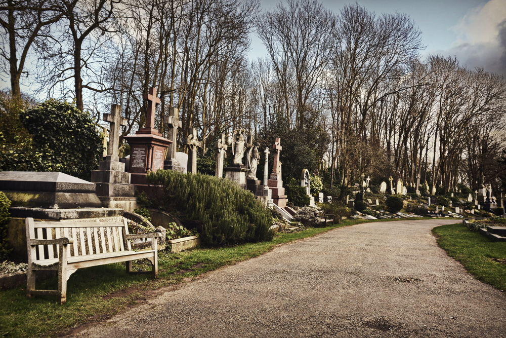 6 Unique Things to Do in London - Highgate Cemetery, London