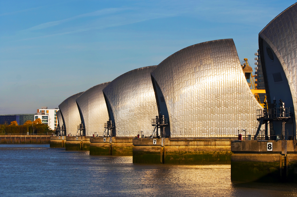 6 Unique Things to Do in London - Thames Barrier
