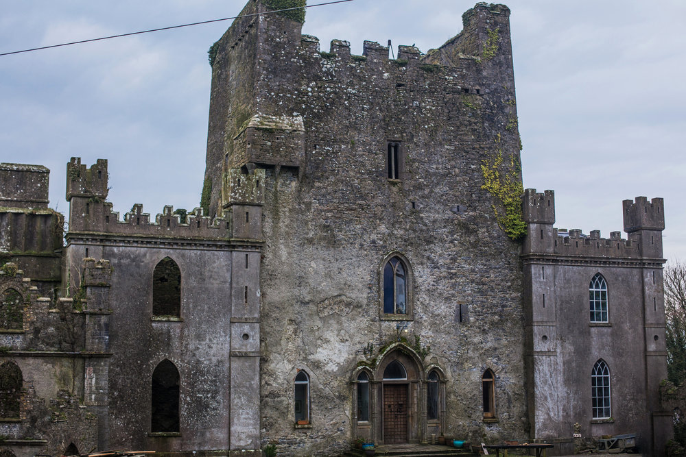 Terrifying Places that Will Surely Scare the Wits Out of You - Ireland Leap Castle