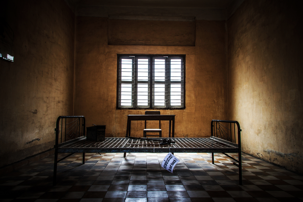 Terrifying Places that Will Surely Scare the Wits Out of You - Tuol Sleng Genocide Museum