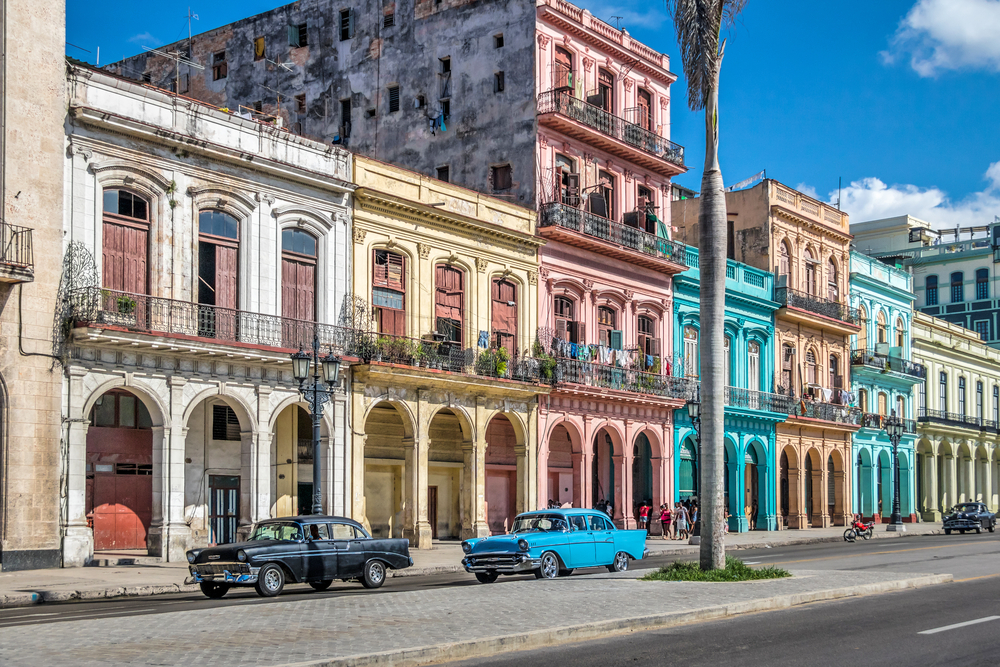 10 Amazingly Affordable Destinations to Visit in 2018 and 2019 - Havana, Cuba