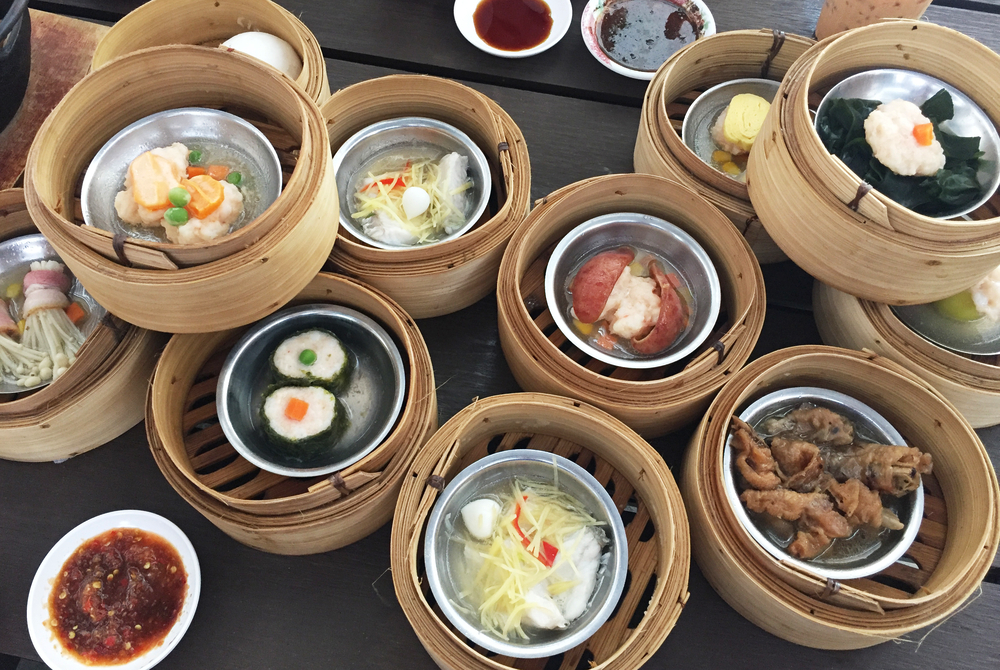 Melbourne City Guide - How to Spend 72 Hours in Melbourne - Dimsum in Melbourne Chinatown