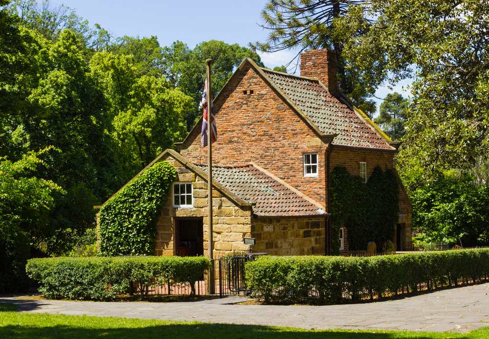 Melbourne City Guide - How to Spend 72 Hours in Melbourne - Fitzroy Gardens - Captain Cook's Cottage