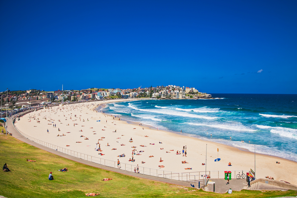 Sydney City Guide - What to Do in Sydney in 48 Hours - Bondi Beach