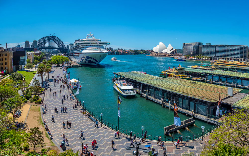 Sydney City Guide - What to Do in Sydney in 48 Hours - Circular Quay