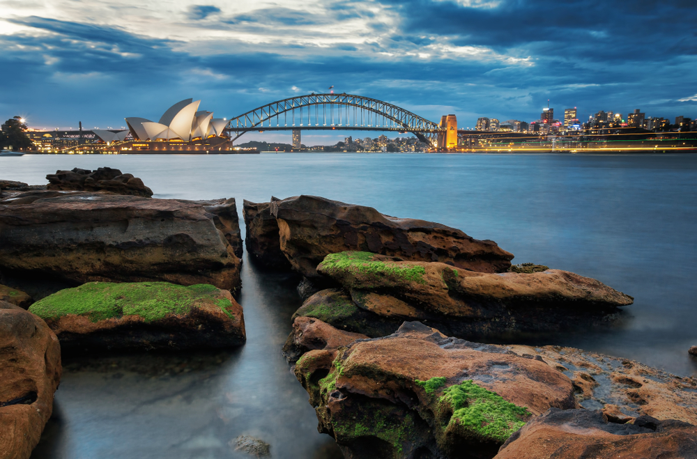 Sydney City Guide - What to Do in Sydney in 48 Hours - Mrs. Macquaries Chair