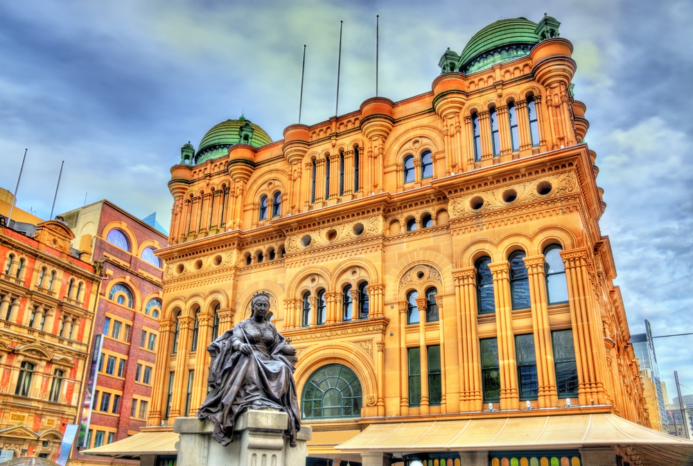 Sydney City Guide - What to Do in Sydney in 48 Hours - Queen Victoria Building