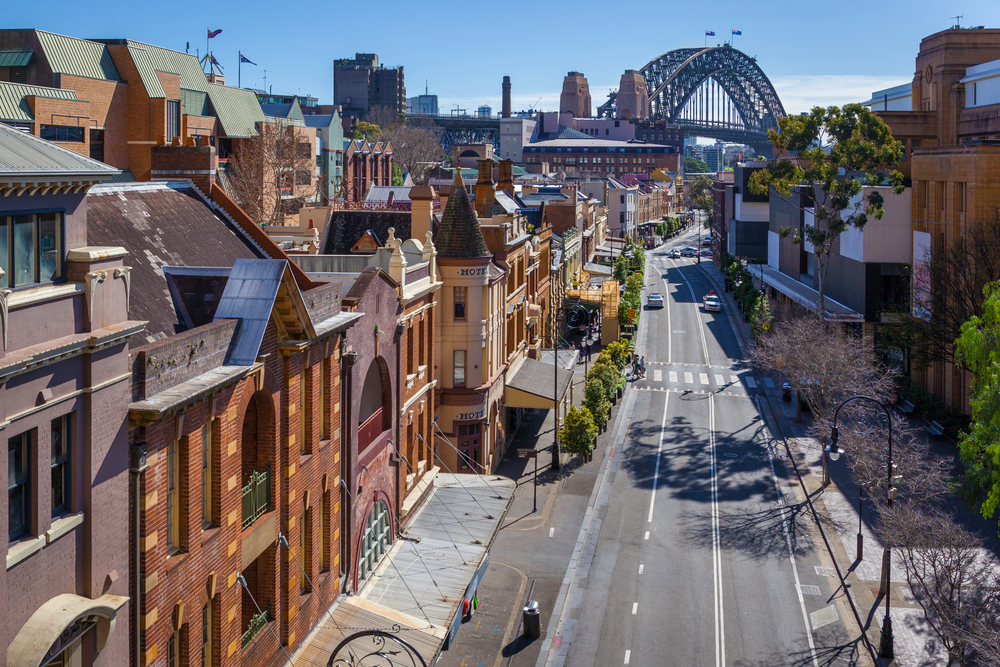 Sydney City Guide - What to Do in Sydney in 48 Hours - The Rocks Historic District