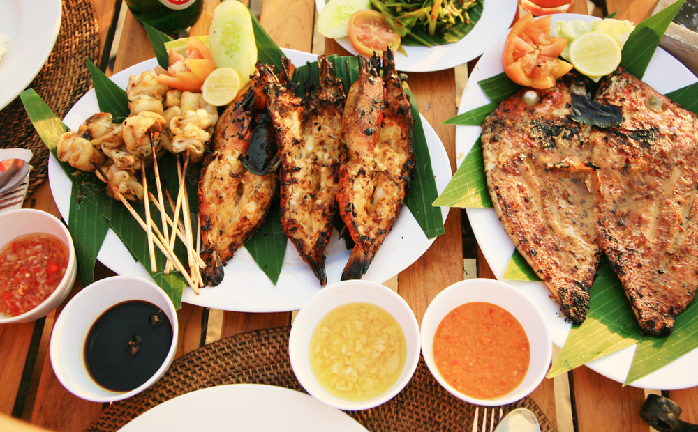 City Guide - Bali in 5 Days - Bali Itinerary - Bali Seafood Dinner