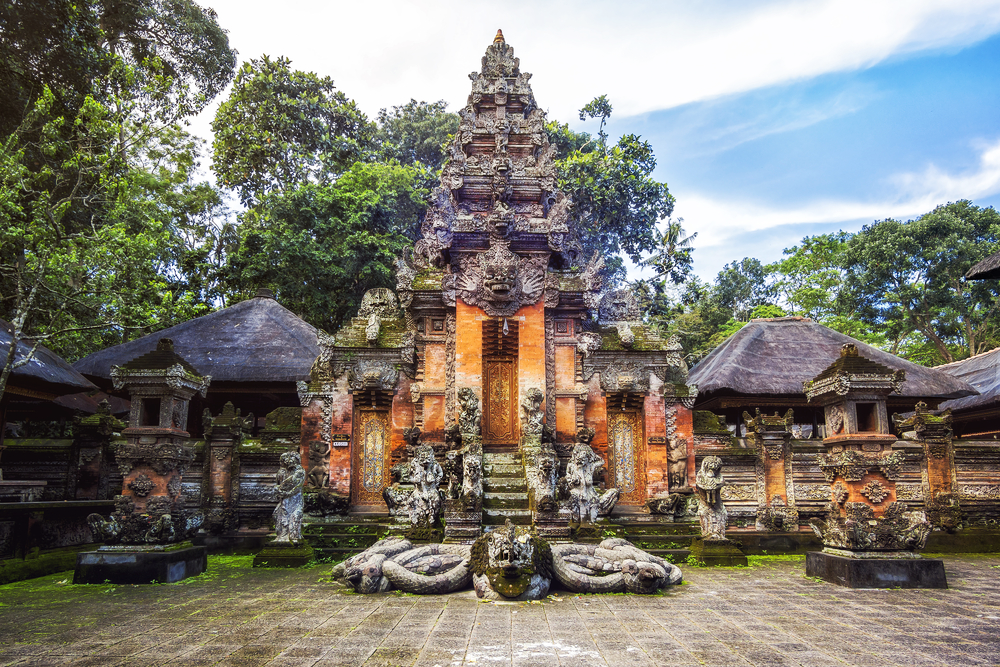 City Guide - Bali in 5 Days - Bali Itinerary - Monkey Forest Sanctuary Temple