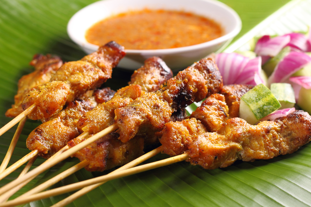 City Guide - Discover Kuala Lumpur in 4 Days - Chicken Satay