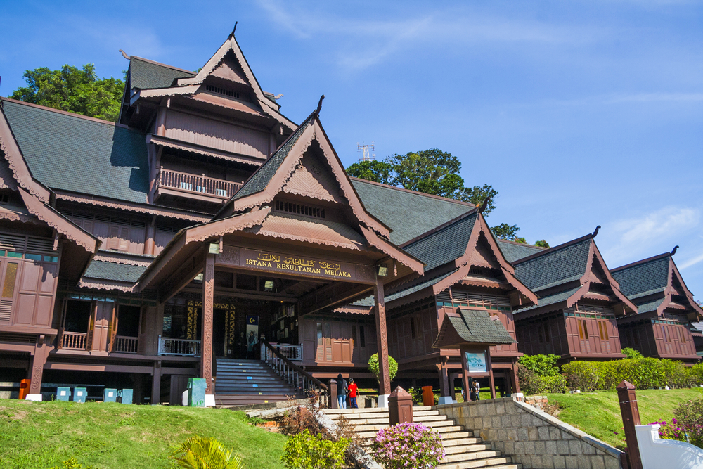 City Guide - Discover Kuala Lumpur in 4 Days - Malacca Sultanate Palace