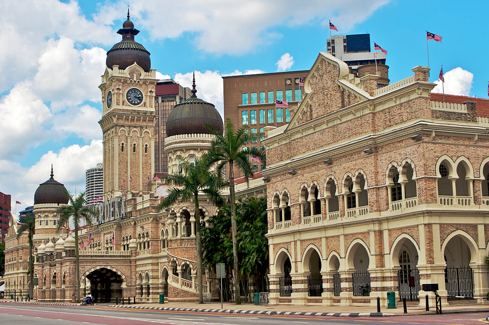 City Guide - Discover Kuala Lumpur in 4 Days - Sultan Abdul Samad Building