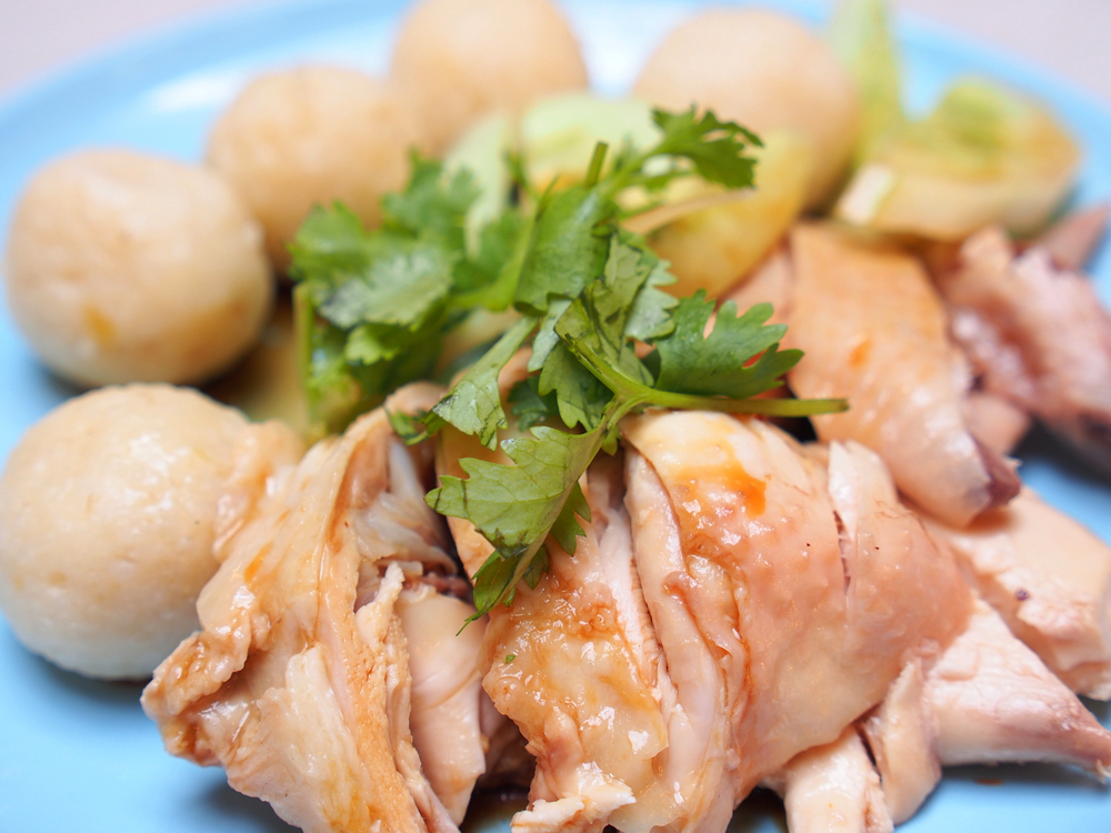 City Guide - Discover Kuala Lumpur in 4 Days - chicken rice balls