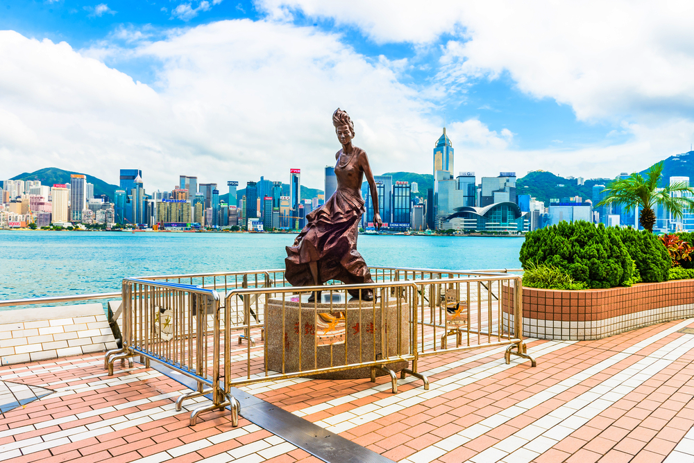 City Guide - Hongkong and Macau in 5 Days - Avenue of the Stars
