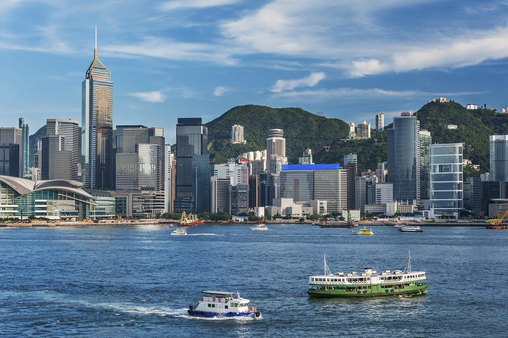 City Guide - Hongkong and Macau in 5 Days - Victoria Harbour Ferry