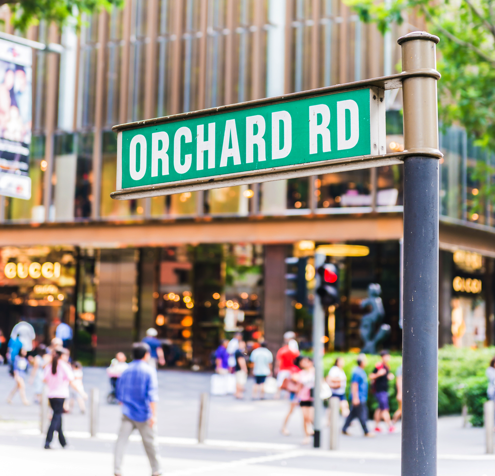 City Guide - The Best of Singapore in 3 Days - Orchard Road