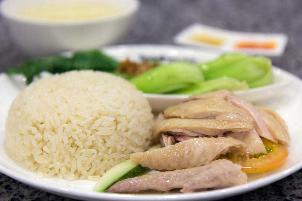 City Guide - The Best of Singapore in 3 Days - Singapore Hainanese Rice