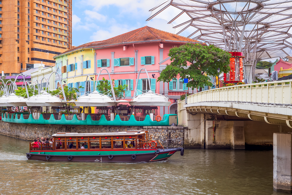 City Guide - The Best of Singapore in 3 Days - Singapore River Cruise