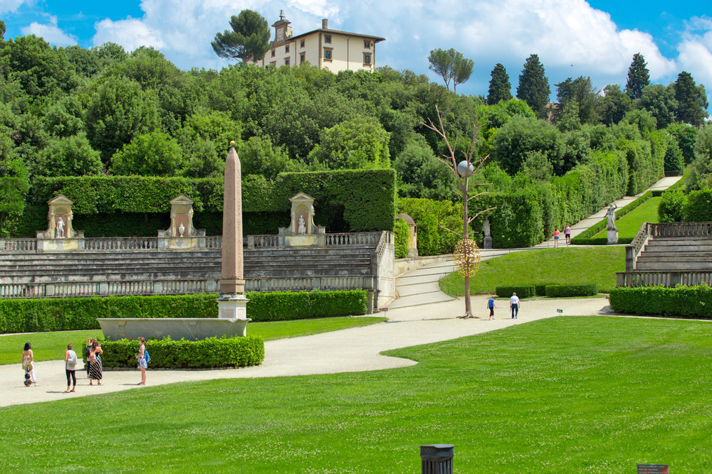 City Guide - See Florence and Tuscany in 3 Days - Florence Boboli Gardens