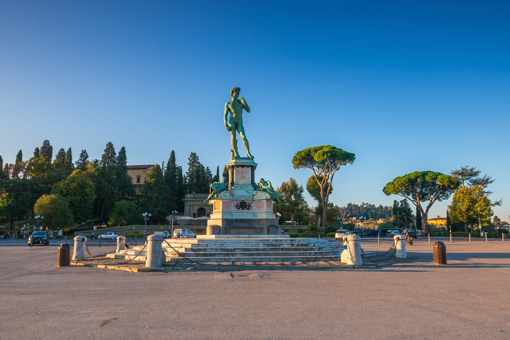City Guide - See Florence and Tuscany in 3 Days - Piazzale Michelangelo