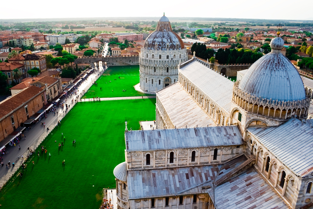 City Guide - See Florence and Tuscany in 3 Days - Pisa Piazza Dei Miracoli