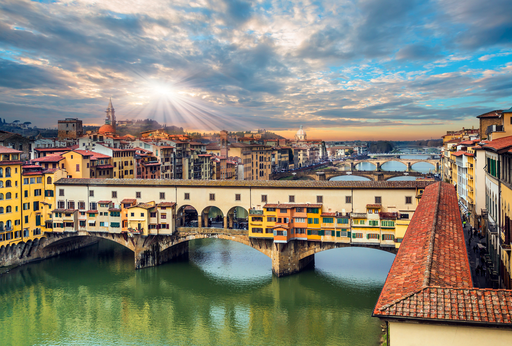 City Guide - See Florence and Tuscany in 3 Days - Ponte Vecchio - Vasari Corridor