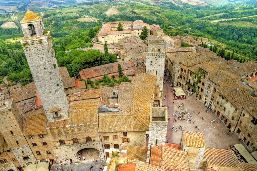 City Guide - See Florence and Tuscany in 3 Days - Tuscany - San Gimignano