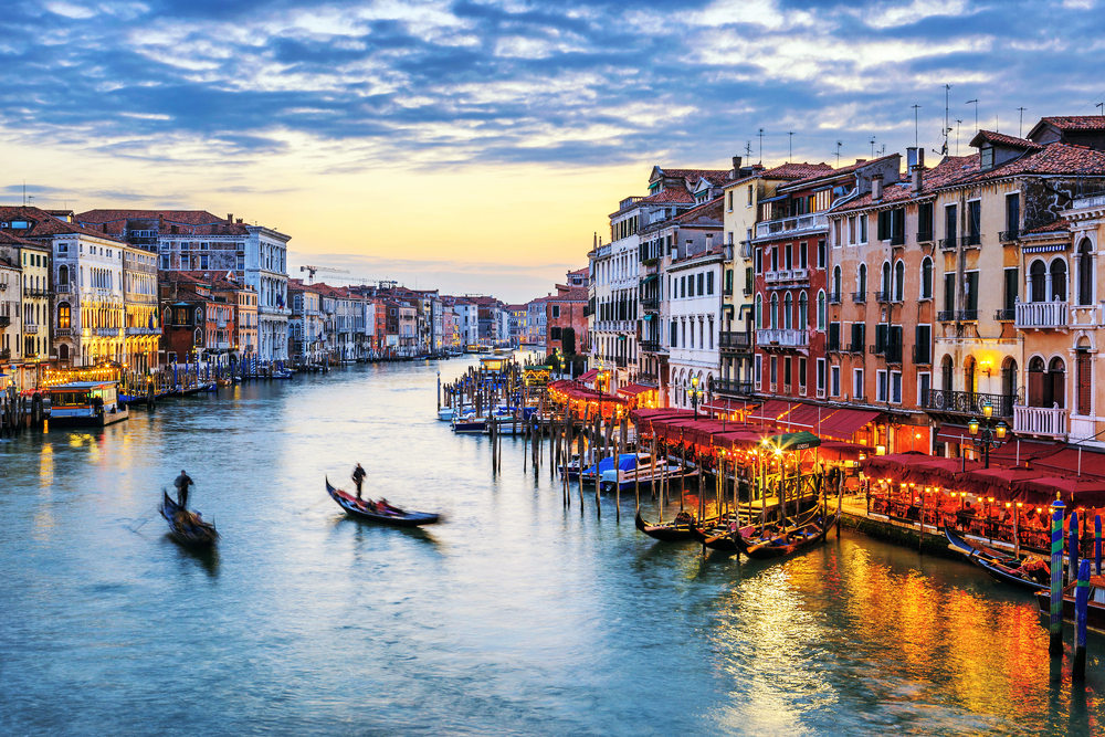 City Guide - Things to See and Do in Venice in 3 Days - Venice Itinerary - Grand Canal