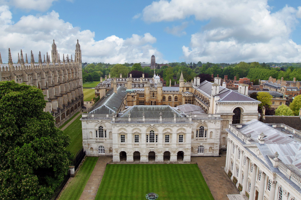 City Guide - An Ideal Itinerary for First-time Visitors to London - Cambridge University