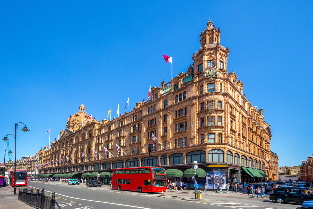 City Guide - An Ideal Itinerary for First-time Visitors to London - Harrods