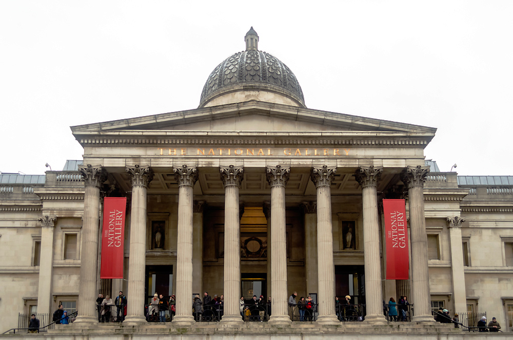 City Guide - An Ideal Itinerary for First-time Visitors to London - National Gallery
