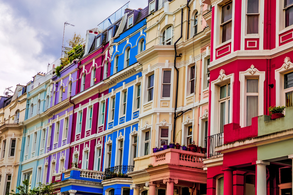 City Guide - An Ideal Itinerary for First-time Visitors to London - Notting Hill
