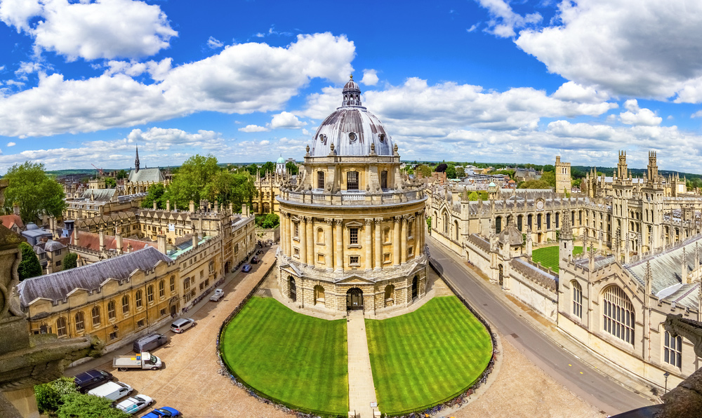 City Guide - An Ideal Itinerary for First-time Visitors to London - Oxford - Radcliffe Camera
