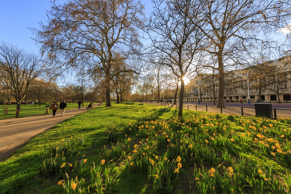 City Guide - An Ideal Itinerary for First-time Visitors to London - St. James' Park