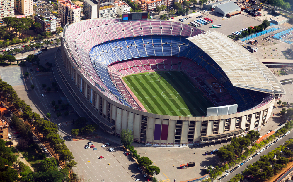 City Guide - How to Spend the Perfect 4 Days in Barcelona - Camp Nou Stadium - FC Barcelona