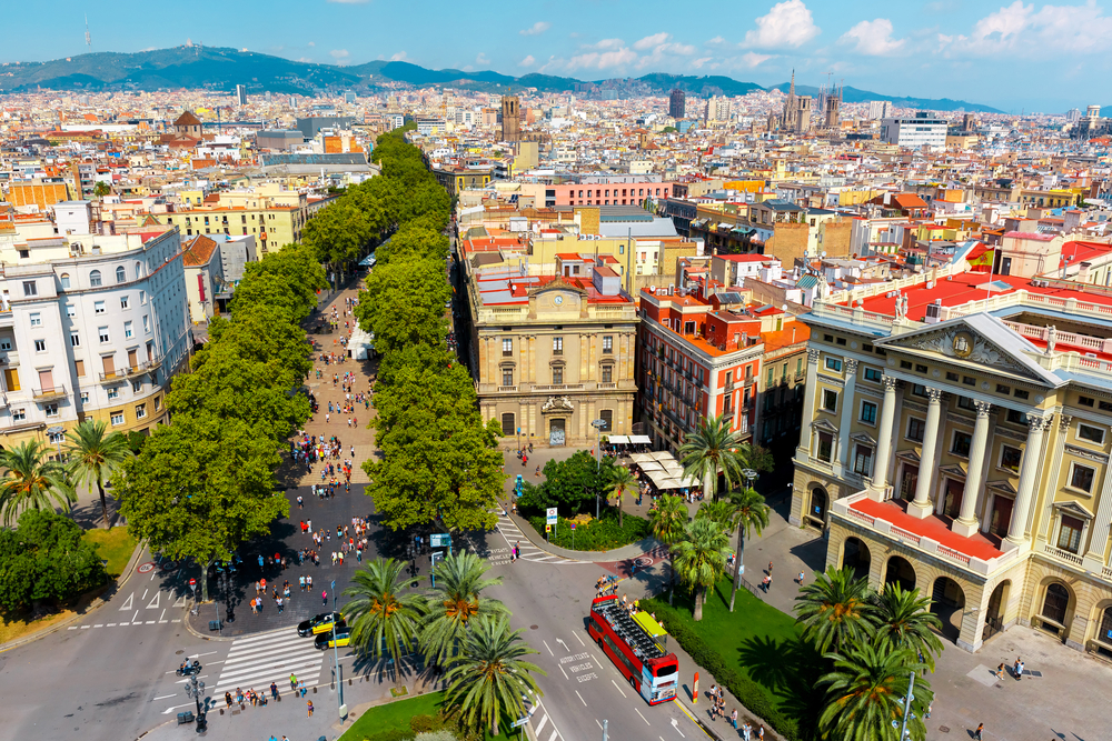 City Guide - How to Spend the Perfect 4 Days in Barcelona - La Rambla