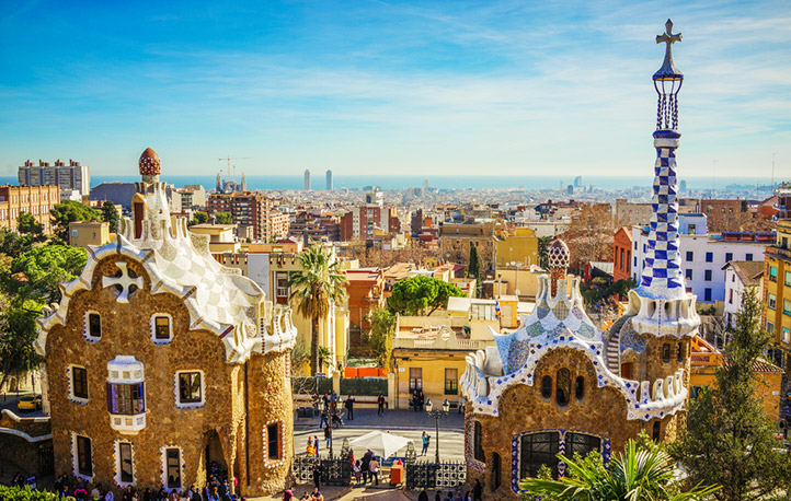 City Guide - How to Spend the Perfect 4 Days in Barcelona - Park Guell