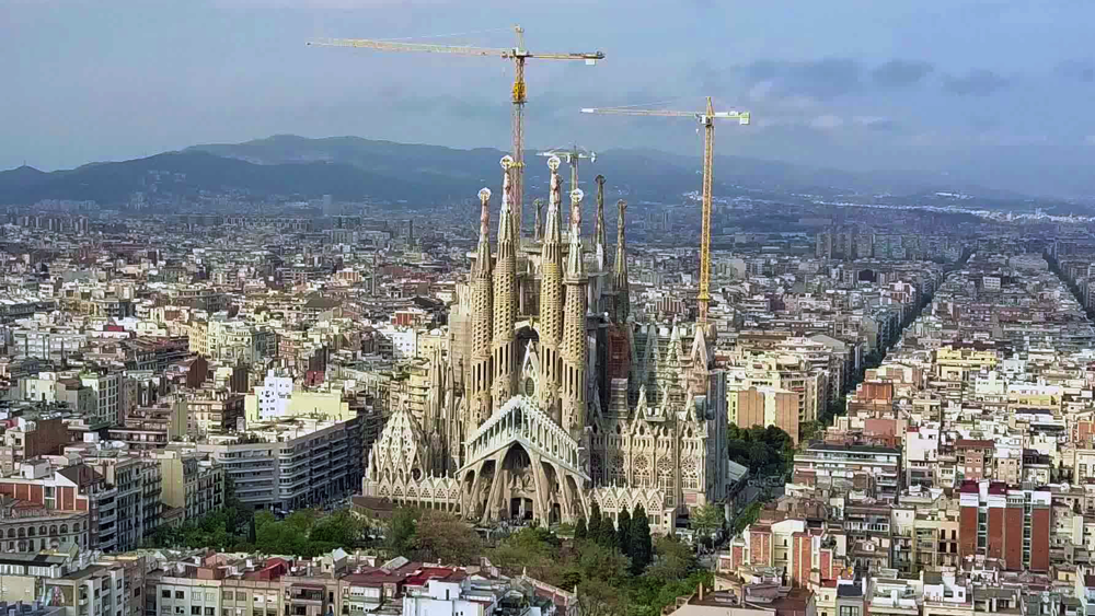 City Guide - How to Spend the Perfect 4 Days in Barcelona - Sagrada Familia