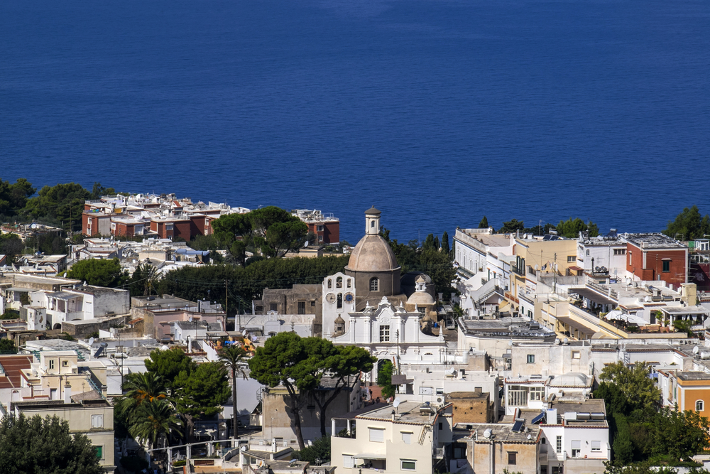 City Guide - Naples and the Amalfi Coast in 4 Days - Anacapri