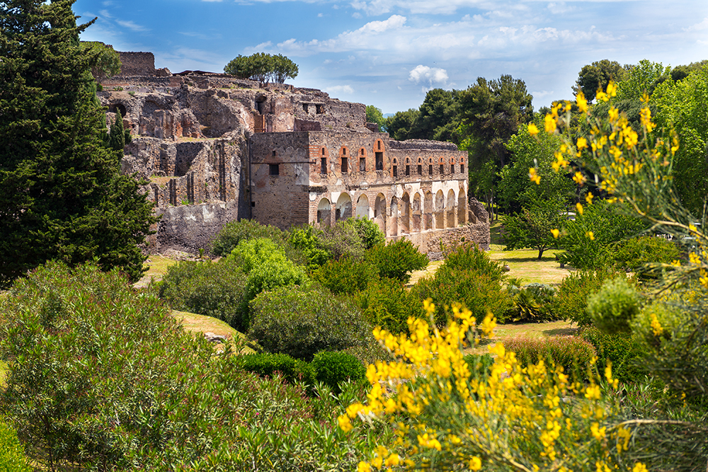 City Guide - Naples and the Amalfi Coast in 4 Days - Naples - Pompeii
