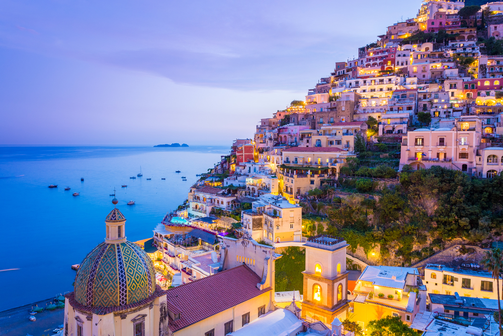 City Guide - Naples and the Amalfi Coast in 4 Days - Naples - Positano