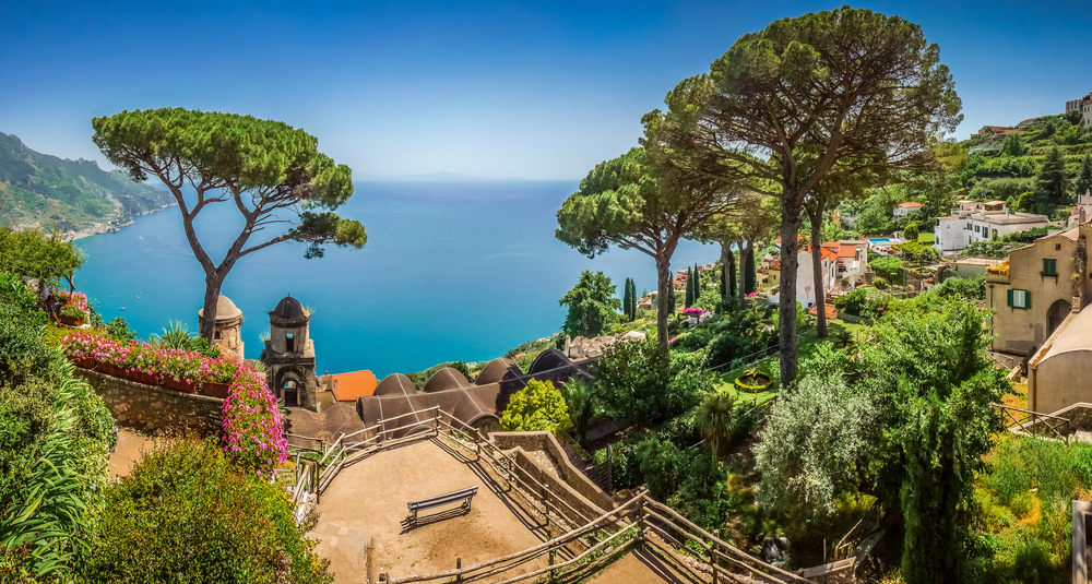 City Guide - Naples and the Amalfi Coast in 4 Days - Naples - Ravello - Villa Rufolo