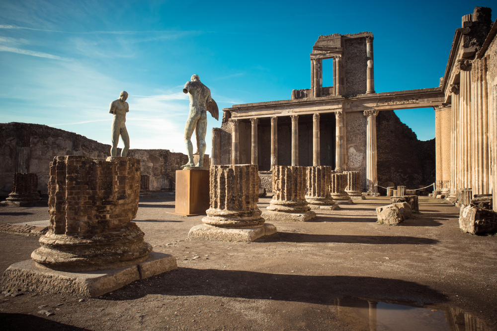 City Guide - Naples and the Amalfi Coast in 4 Days - Pompeii